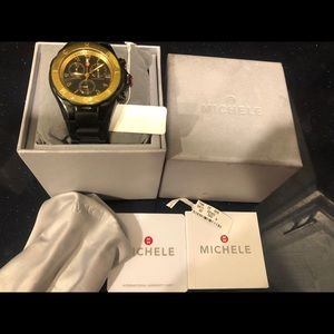 Michele Tahitian Jelly Watch